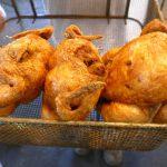 Am Wochenende Kleintierzüchter-Gockelfest mit leckeren halben Hähnchen