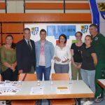 2. Berufsmesse für Schüler/innen in der Kurpfalzhalle mit 31 Ausstellern