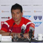 Cheftrainer Kenan Kocak verlängert seinen Vertrag am Hardtwald um zwei Jahre bis 2020