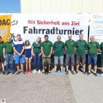 MSC Sandhausen im ADAC veranstaltete Fahrradturnier für Grundschüler