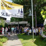 Pfarrfest St. Bartholomäus Sandhausen – Gemeinsam Feiern für den guten Zweck