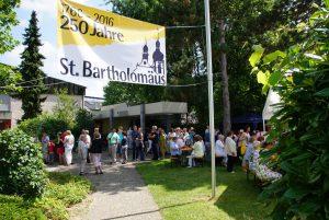 7626 - Gemeindefest Sandhausen 1