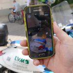 Pokemons besetzen Presseroller Snailer – Reporter jetzt mit Hoverboard unterwegs