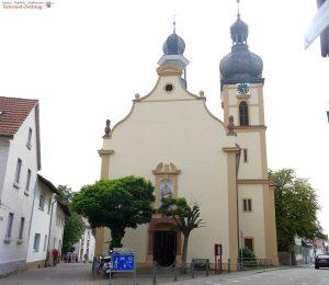 7682 - Brandstiftung Kirche Sandhausen 5