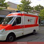 Sanitätsabsicherung Schulabschlussfeier der Otto-Graf-Realschule