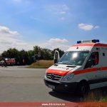 Sanitätsdienst Feuerwehr-Duatlon Baden-Württemberg