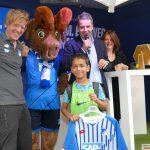 TSG Hoffexpress macht Halt in Leimen beim Ferienprogramm von Stadt und VfB