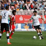 Vollmann und Karl treffen beim 2:2 gegen Fortuna Düsseldorf