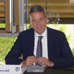 100 Tage im Amt – Oberbürgermeister Hans D. Reinwald zieht erste Bilanz