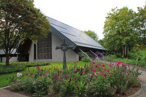 7755 - Dach Friedhofskapelle