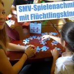 Friedrich-Ebert-Gymnasium Aktion: Spielenachmittage mit Flüchtlingskindern