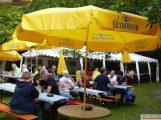 Sommerfest auf der idyllischen Leimener Vogelwiese: Nur Sonntag war's voll