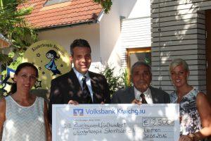 7806 - Spenden Kinderhospiz Sterntaler