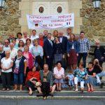 40 Jahre Partnerschaft / Jumelage zwischen Gauangelloch und Cernay-les-Reims