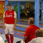 Kegeln: Rot-Weiß unterliegt dem Deutschen Meister mit EINEM Kegel Differenz