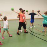 Ferienangebot Leimen: Handball Schnuppertraining