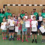 Sommerolympiade bei den Leimener KuSG Handballern