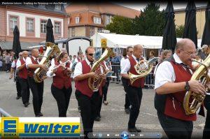 7857 - Weinkerwe Leimen - Empfang des Umzugs - 1