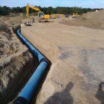 Sanierung und Ausbau des Wasserleitungsnetzes der Hardtgruppe in Sandhausen