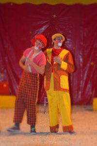 7873 - Circus Renz Clowns
