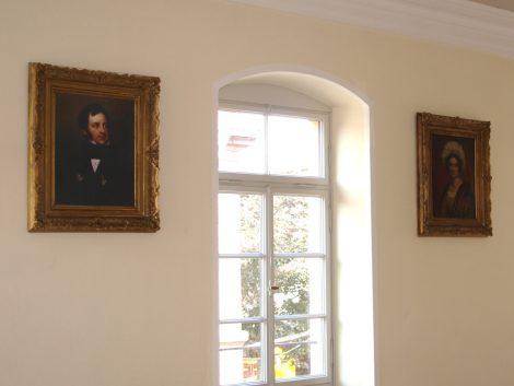 Stadt erwirbt Porträts der Familie Seligmann: Simon und Julie von Eichthal kehren nach Leimen zurück