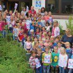 Die Schlossbergschule Gauangelloch wird 25 Jahre