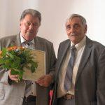 Stadtrat Jürgen Kohr 44 Jahre Vorsitzender der Arbeiterwohlfahrt Leimen