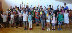 Klasse 5e der Geschwister-Scholl-Schule St. Ilgen