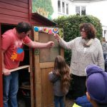 Neue Spielgeräte für den Pausenhof der Geschwister-Scholl-Schule