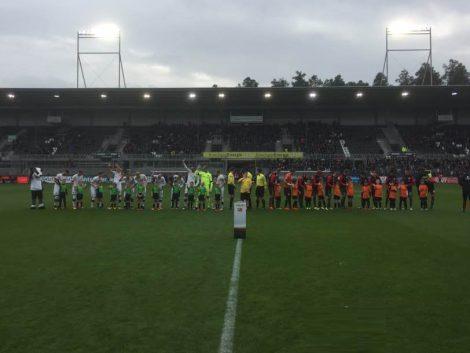 Sandhausen versenkt St. Pauli mit 3:0 – Souveräner Sieg gegen Tabellenletzten