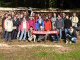 Viele Teilnehmer bei der Herbstwanderung des TV Germania St. Ilgen