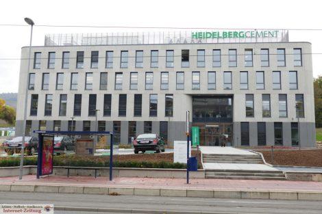 HeidelbergCement Technology Center: </br>Neues Büro- und Laborgebäude eingeweiht