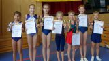 SG Nußloch – Abteilung Turnen erfolgreich beim Badischen Kids-Cup