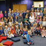 Dank Siebeneicher Stiftung: Am Theatertag mit Teddy Balthasar auf Reisen