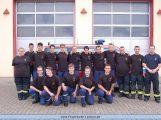 Gratulation: Zwölf Leimener Jugend-Feuerwehrleute erwerben Leistungsspange