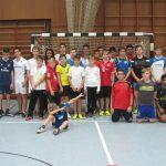Hoher Fußballbesuch an Otto-Graf-Realschule – DFB-Mobil-Teamer bei Fußball AG