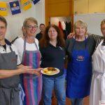 Erstes Herbstfest des Freundeskreises Nußloch-Andernos mit französischen Spezialitäten
