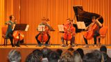 Erfolgreiches Schülerkonzert der Musikschule – 9-jährige Henriette Preiser debütierte