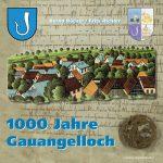 Das Buch zum Jubiläum: 1000 Jahre Gauangelloch – Auch auf Weihnachtsmarkt erhältlich