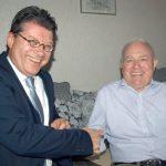 Leimener Seniorenbeirat Wilhelm Filsinger feiert seinen 85. Geburtstag