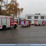 Brandmeldealarm im Gewerbegebiet Süd – Großeinsatz wird geübt