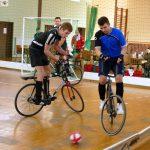 Saisonstart der Radballer in Leimen