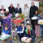 Projekt Luna spendet 330 Geschenkpakete für bedürftige Kinder