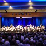 25. Jubiläumskonzert des Musikvereins Sandhausen begeisterte das Publikum