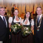 Neujahrsempfang der Stadt Leimen – </br>Heinrich Friedrich mit Stadtmedaille geehrt