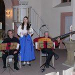 Glückliche Momente in der Mauritiuskirche – Authentische Barockmusik und Tanz