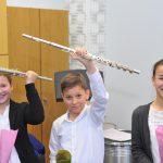 11-Jährige Leimenerin Rebecca Eberhard erfolgreich bei Jugend Musiziert