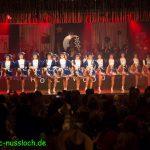 Große Party des KC Nußloch in der Festhalle
