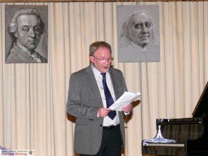 Bürgermeister-Stellvertreter Michael Reinig