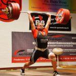 Gewichtheben: Ersatzgeschwächter AC Germania bietet starke Leistung
